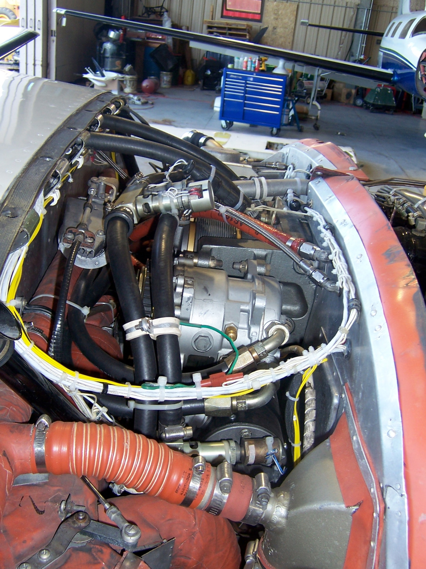 The Vacuum Pump Conundrum Mead Aircraft Services All Things Pa46 Wiring A